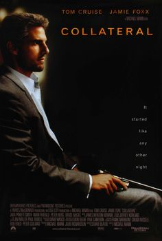 tom cruise movie posters | tom cruise movies posters. COLLATERAL MOVIE POSTER SS ORIGINAL TOM ...