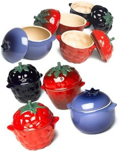 Le Creuset Berry Casseroles Set