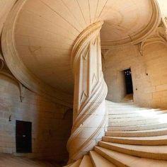 Escaleras de Caracol.