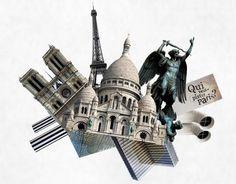 Wacky things to do in Paris Restaurant Paris, Paris Restaurants, Paris Travel, France Travel, Paris France, Paris Tips, I Love Paris, I Want To Travel, Tour Eiffel