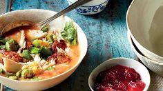 Gumbo-Style Turkey Soup - Southern Living
