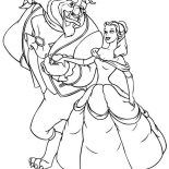Belle Coloring Pages, Dance Coloring Pages, Garden Coloring Pages, Disney Princess Coloring Pages, Disney Princess Colors, Bird Coloring Pages, Disney Princess Belle, Princess Aurora, Coloring Books