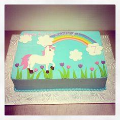unicorn birthday | Unicorn birthday cake | Flickr - Photo Sharing!