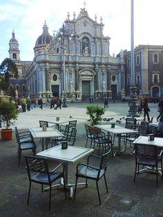 Catania piazza duomo 7/3/2015