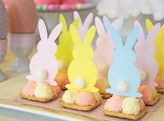 cute easter party ideas!