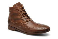 KrockyR51 Kost (Marron) : livraison gratuite de vos Bottines et boots KrockyR51 Kost chez Sarenza