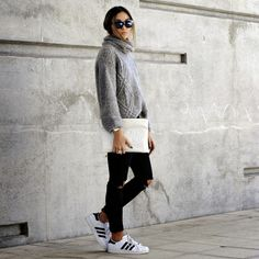 Tenue Stan Smith Superstar