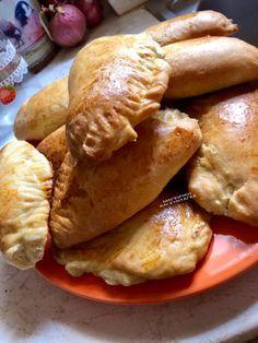 Τυροπιτάκια γρήγορα υπέροχα !!! ~ ΜΑΓΕΙΡΙΚΗ ΚΑΙ ΣΥΝΤΑΓΕΣ 2 Nutella, French Toast, Sweets, Bread, Snacks, Breakfast, Health, Recipes, Food