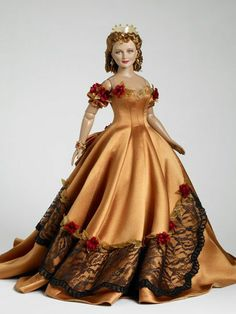 BELLE WATLING™-Tonner Doll Company Gone with the wind VERI NICE **+