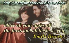 Party time: I love all your looks, all the facts and all flesh...