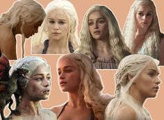 Game of Thrones' Hair and Wardrobe Secrets Revealed - my favorite show has some BRILLIANT costume designers!