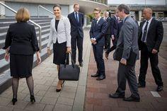 4-22-2015... Princess Victoria visits International Criminal Court