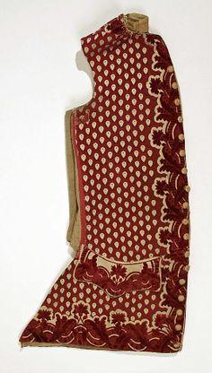 1765-1775, Italy - Silk waistcoat