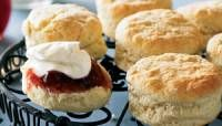 CWA champion baker Merle Parrish shares her favourite foolproof recipes from basic scones to a coconut slice and retro custard slice. Wine Recipes, Baking Recipes, Bread Recipes, Basic Scones, Custard Slice, Cake Stall, Australian Food, Australian Recipes, Aussie Food