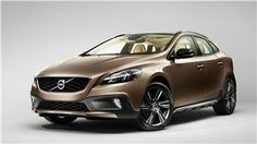 The V40 Cross Country petrol will be powered by a 1.6-litre engine.