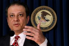 The Trump administration has ordered 46 United States attorneys to resign immediately—including New York's Preet Bharara. But Bharara hasn't done so yet.