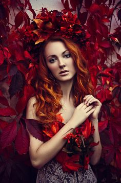 Surreal Portraits by Karolina Ryvolova