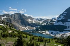 Glacier Hidden Lake, Glacier National Park; by Harrison Givens, 500px