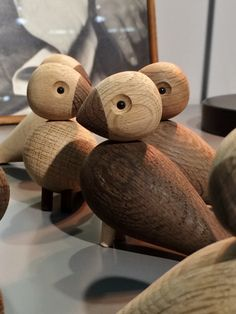 Vintage Mid Century wooden animals Pinguin Ente Fuchs Fox Duck   Midcentury Modern   Pinterest ...