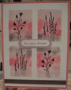 Donna's Stampin Blog: Pocket Silhouette