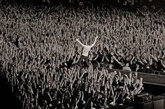Depeche Mode - Never Let Me Down Again.. One of the best feelings in the world is being part of this at a DM concert!