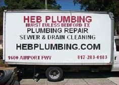 Heb Plumbing Drain Cleaning Services