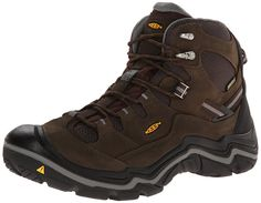 KEEN Men's Durand Mid WP Wide Hiking Boot * Trust me, this is great! Click the image. : Hiking shoes