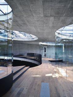 Cultural Center of EU Space Technologies by Bevk Perovic, Dekleva Gregoric, OFIS, Sadar + Vuga - I Like Architecture