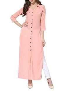 aks kurtis, best 10 brands to look for designer kurtis Salwar Designs, Kurta Designs Women, Blouse Designs, Kurti Designs Long, Plain Kurti Designs, Indian Attire, Indian Wear, Indian Dresses, Indian Outfits