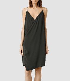 Womens Alize Ly Dress (Black) - product_image_alt_text_1