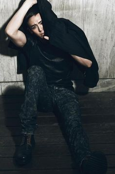 2PM Nick Khun – Manifesto Magazine May Issue '12