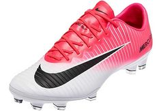 Nike Mercurial Vapor - Racer Pink. Buy them from SoccerPro right now!
