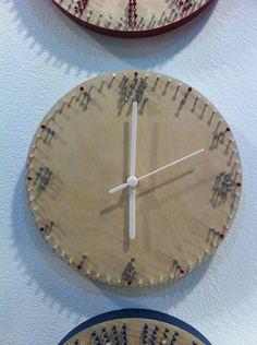 #Pin #clock