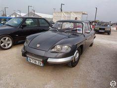 #Panhard #24 vue sur le parking collection de l'Avignon Motor Festival.  Reportage complet : http://newsdanciennes.com/2015/03/23/grand-format-a-lavignon-motor-festival/    #ClassicCar