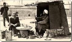 Ayakkabı tamircisi - 1920 ler