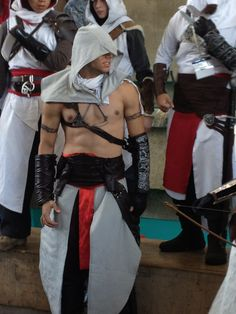 Assassins creed anyone?