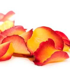 Rose petals:  Various colors incl. pink, yellow, pink, lavender. Can do individual colors or growers mix (they select mixture)  Gallon - $34.95  1/2 Gallon - $19.95