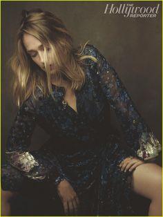 Lena Dunham & 'Girls' Cast Cover 'The Hollywood Reporter'