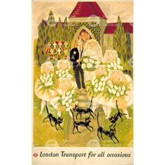 London Transport for all occasions - Betty Swanwick (1938)
