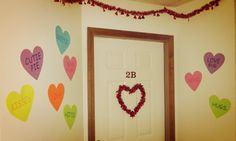 my door last year. tarshamarielynn