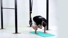 Vystieranie nohy v podpore s nohou na TRX Trx, Treadmill, Gym Equipment, Wordpress, Treadmills, Workout Equipment
