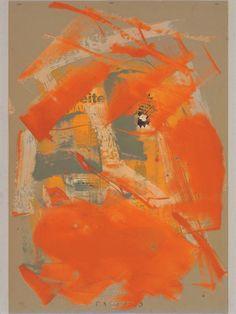 Imi Knoebel, Aus der Serie Entscheidung, 1983