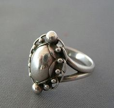 Ring   Georg Jensen. ...pinned by ♥ wootandhammy.com, thoughtful jewelry.