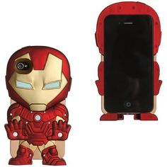 Iron Man iPhone 4/4S Case