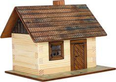 Set de constructie din lemn - Cabana – Walachia. Produs recomandat copiilor cu varsta peste 8 ani. Acceseaza link-ul sau comanda prin email la adresa comenzi@dmkids.ro. Cod produs DMK12485, pret 50,00 lei