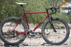 Interbike Tech: Easton's Santa Cruz dreambike collection - VeloNews.com