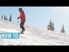How To Ground Spin - YouTube