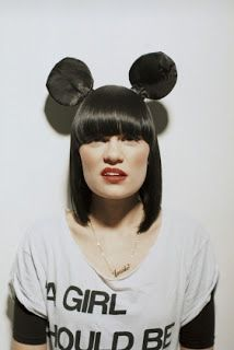another user said: Analysis: Mickey Mouse ears symbolize mind control, and they say those who wear it are fully under the Illuminati's control. Jessie J, Illuminati, Pop Rock, Mickey Mouse Ears, She Song, Pop Music, Decir No, Love Her, Celebs