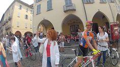 Il pubblico incuriosito dalla #ricerca a #Pavia
