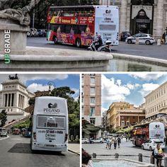 Pegaso: Università Telematica - Bus Roma #pegaso #universitàtelematica #roma #italia #università #studiare #laurea #elearning www.upgrademedia.it